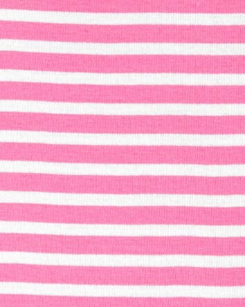 2-Pack Striped 100% Snug Fit Cotton...