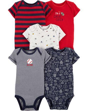 9ae933b893ff3 Baby Boy Bodysuits | Carter's | Free Shipping