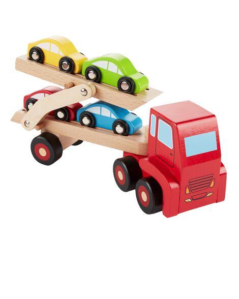 Wooden Car Carrier