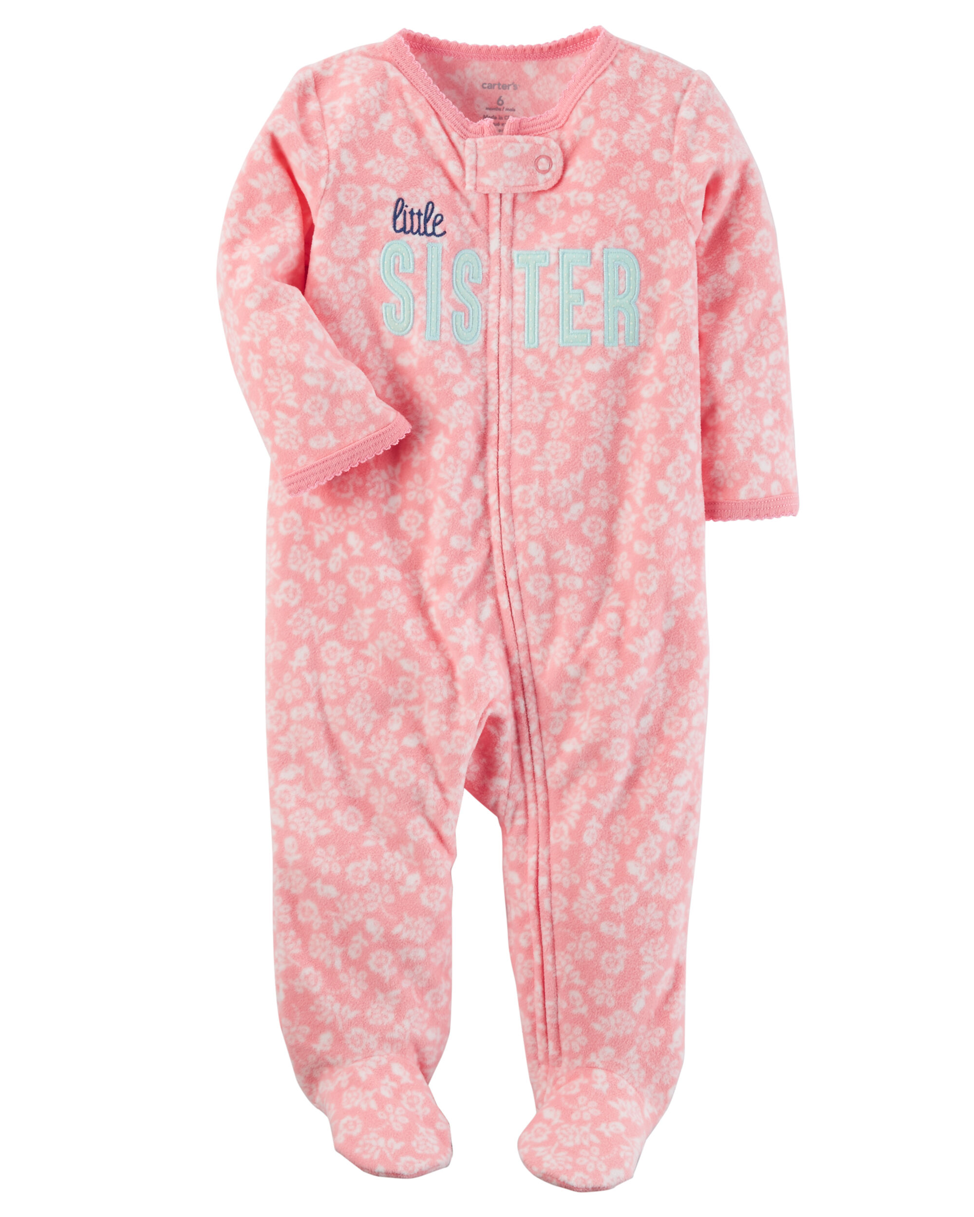 The Children's Place has the widest collection of newborn baby boy sleepwear & pajamas. Shop at the PLACE where big fashion meets little prices!