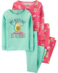 7bf5220d1 Girls Pajamas | Carter's | Free Shipping