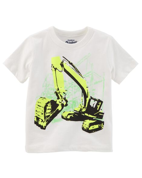 8eabaf31 Toddler Boy OshKosh Originals Glow-in-the-Dark Graphic Tee | OshKosh.com