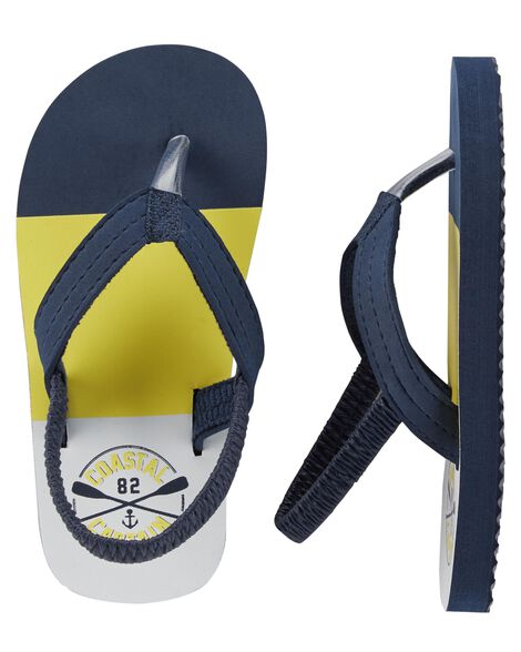 Carter's Coastal Flip Flops