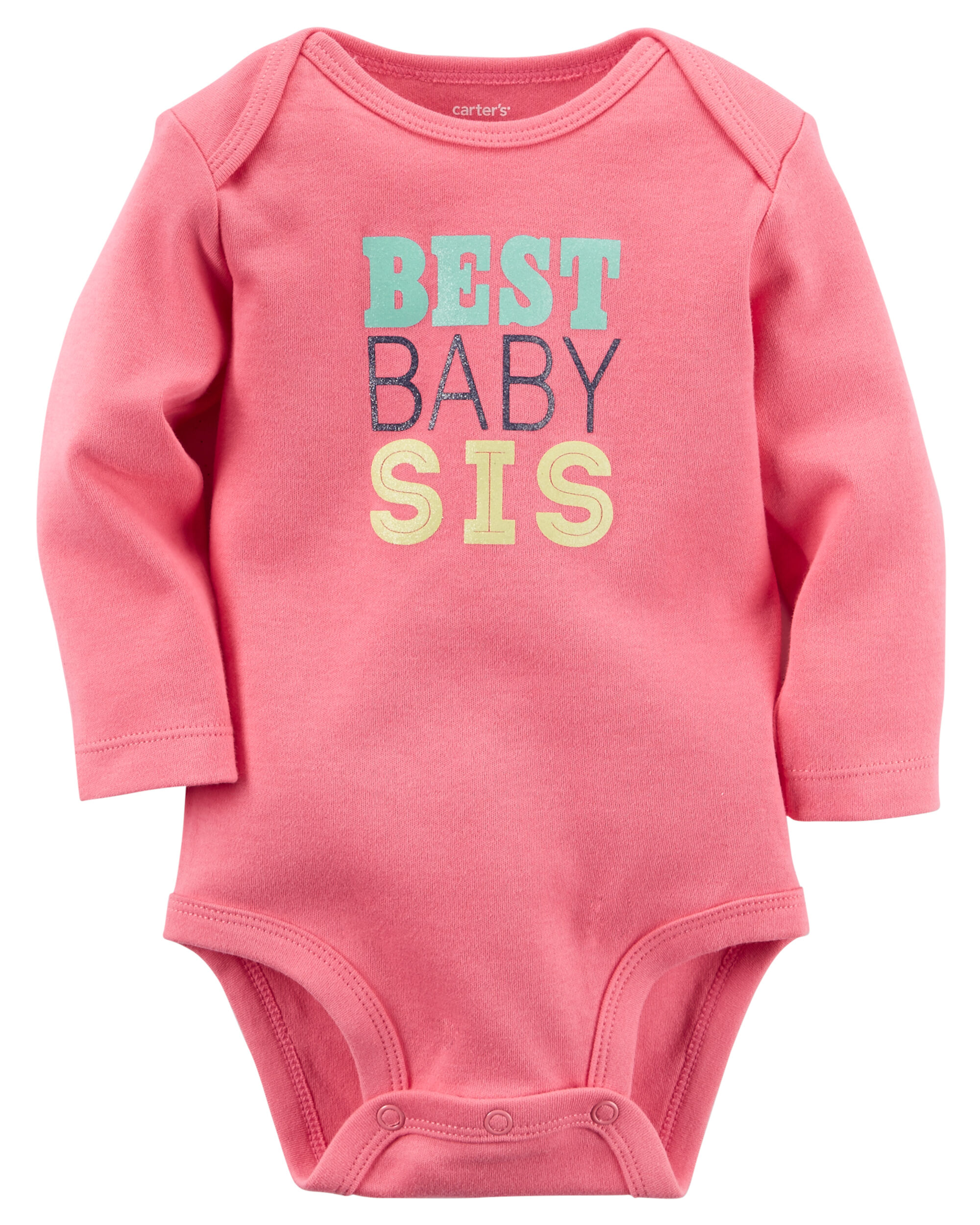 Best Baby Sis Collectible Bodysuit