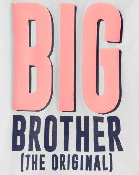 Big Brother Raglan Jersey Tee