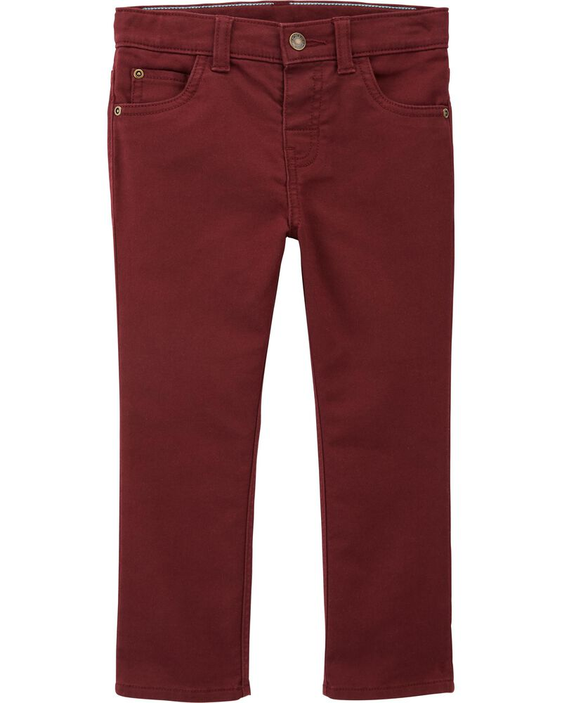 carters 5-Pocket Stretch Pants