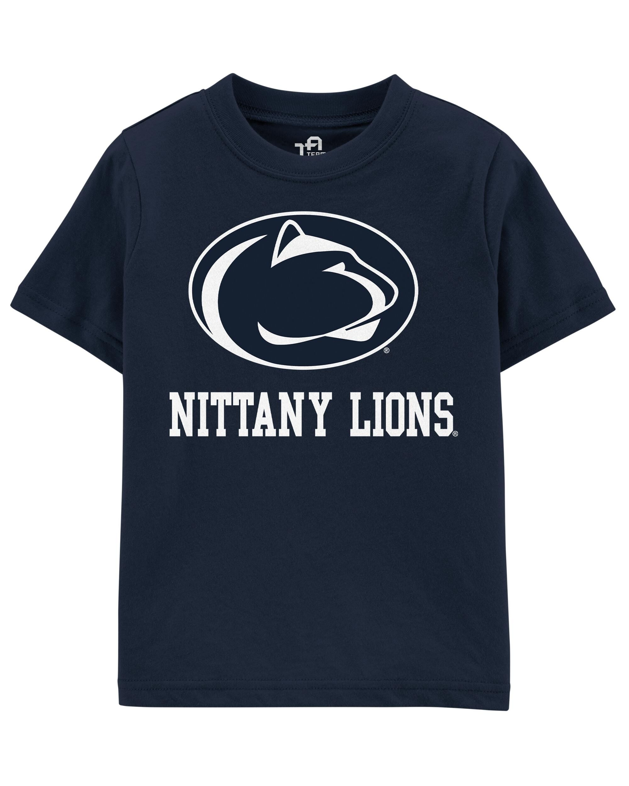 Penn State Lions Tshirt Toddler T-Shirt Love Watching With Daddy
