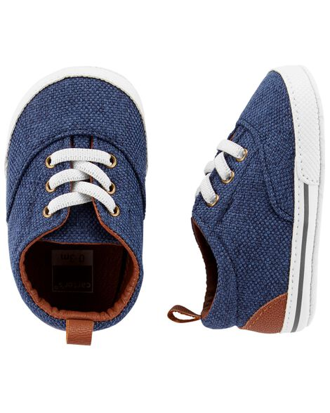 Carter's Canvas Sneaker Baby Shoes