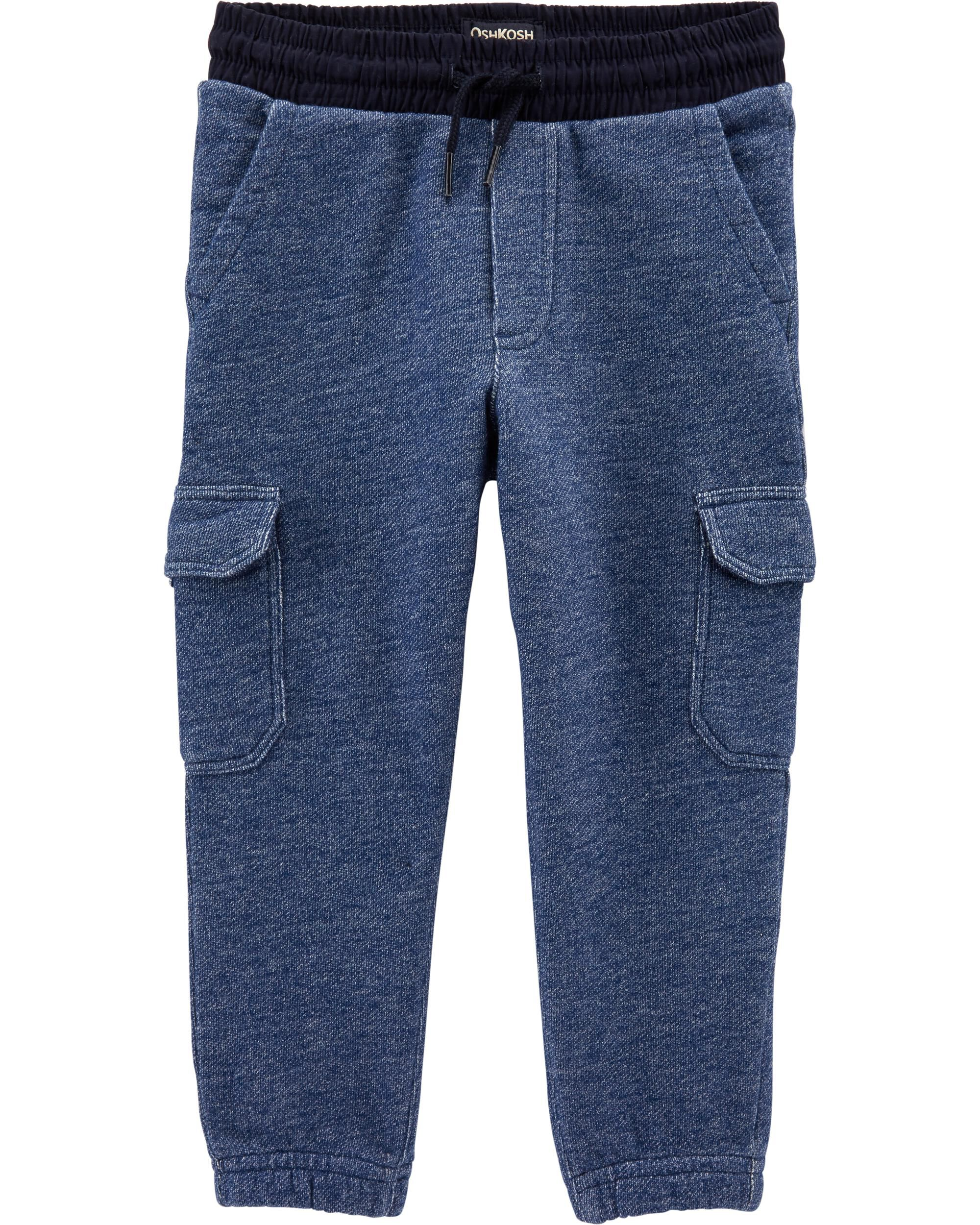 *CLEARANCE* Pull-On Cargo Joggers
