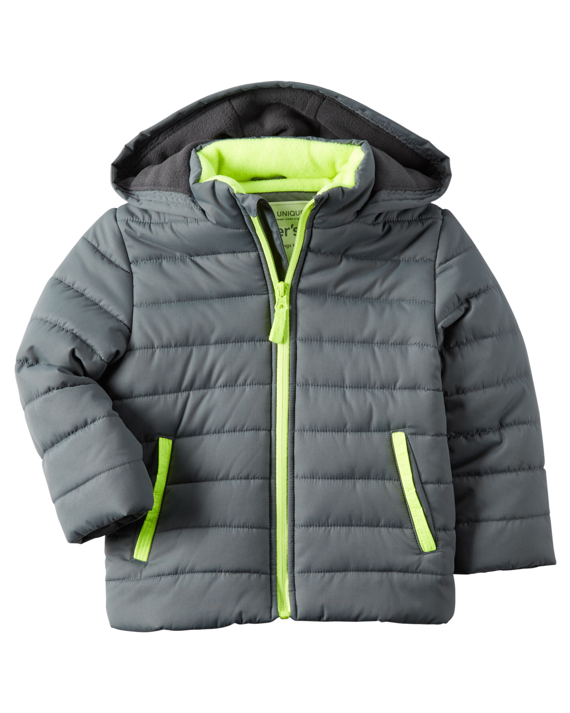 fleece lined puffer jacket carters #0: c sw 2000