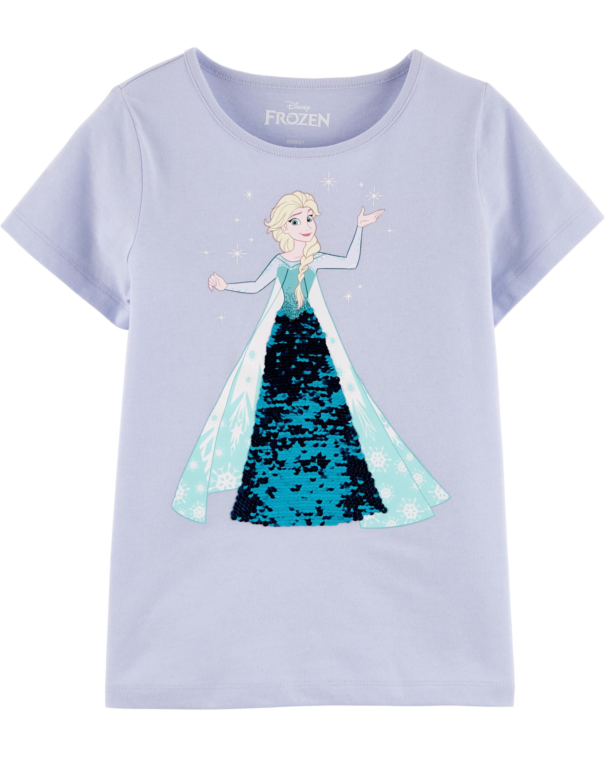 *CLEARANCE* Elsa Flip Sequin Tee
