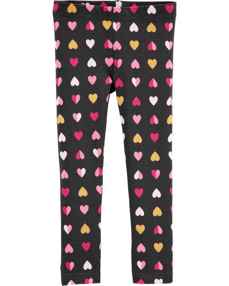 841994d375ae3 Hearts Leggings | Carters.com