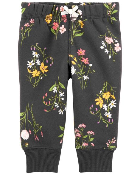 b9763155f4b2 Floral Pull-On Pants