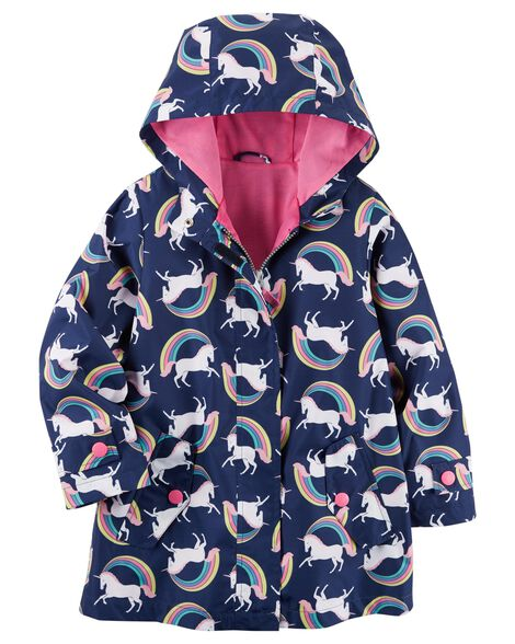 9daf204a77f8 Unicorn Raincoat