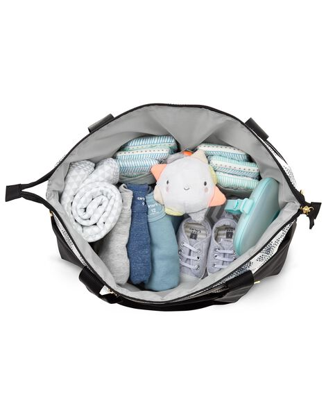 Carter's Always Ready Diaper Tote