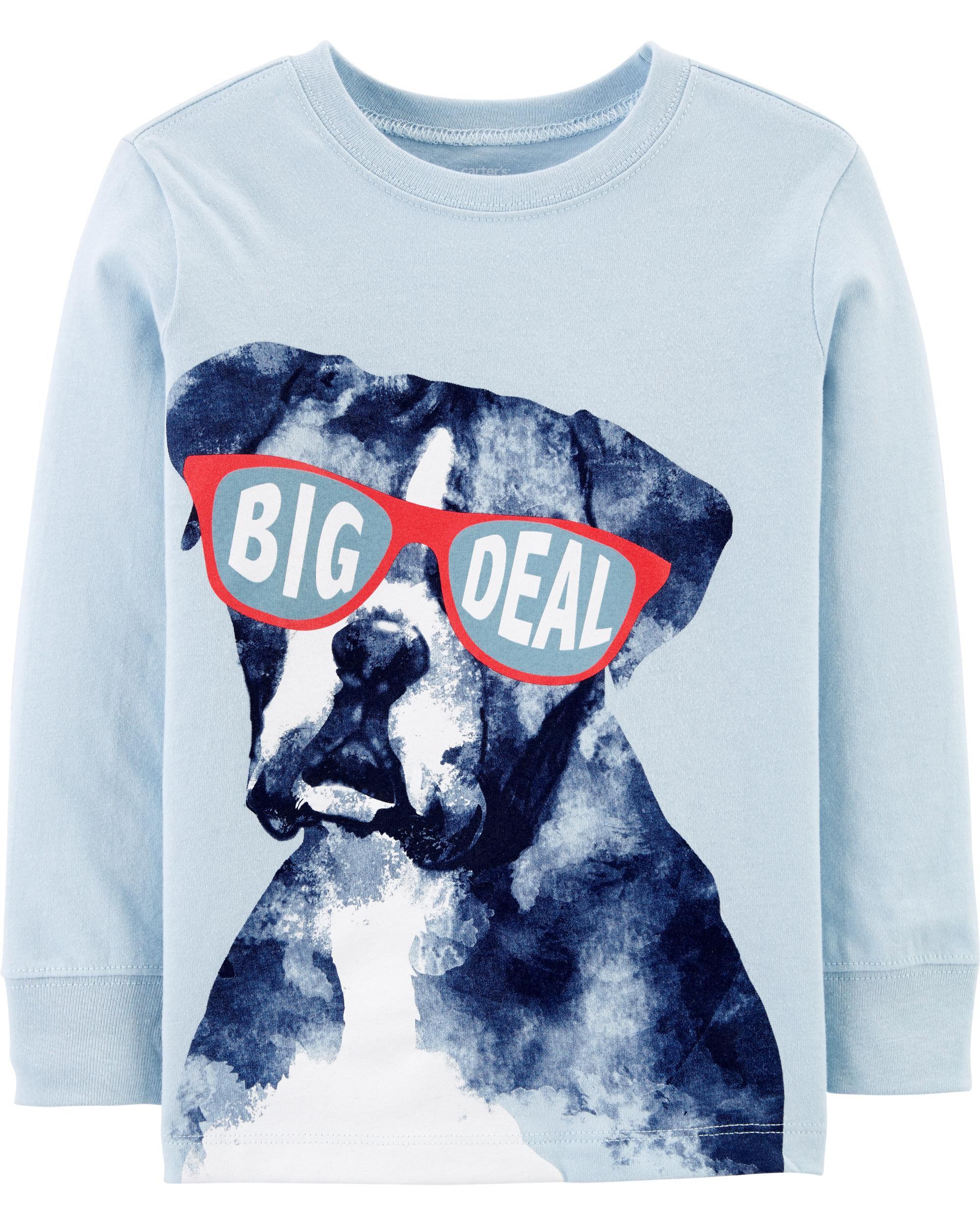 *DOORBUSTER* Big Deal Dog Jersey Tee