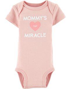 71cbeebd3 Baby Girl Bodysuits | Carter's | Free Shipping