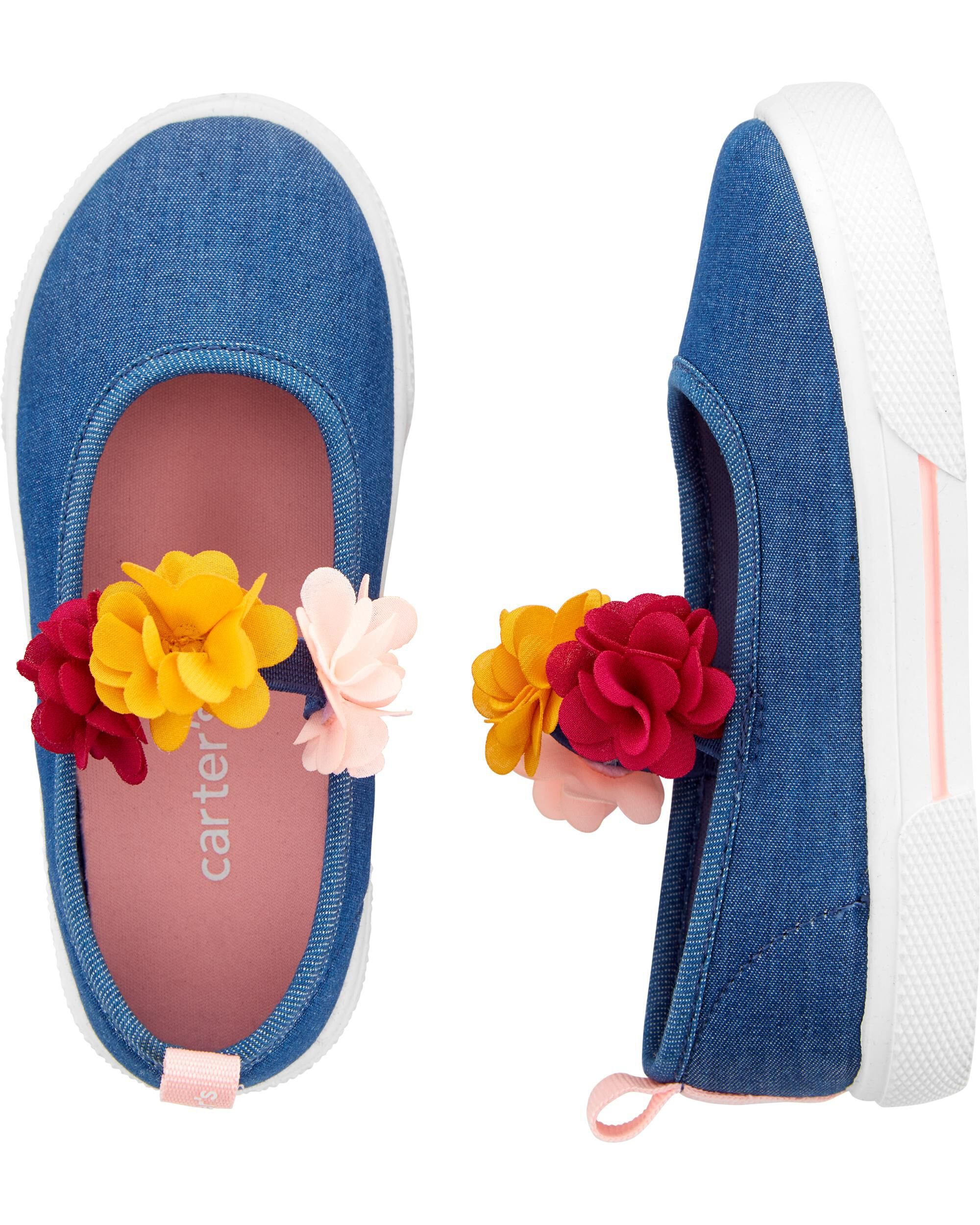 *CLEARANCE* Carter's Plume Mary Jane Shoes