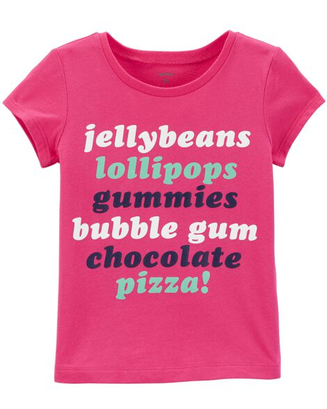 Sweets Jersey Tee