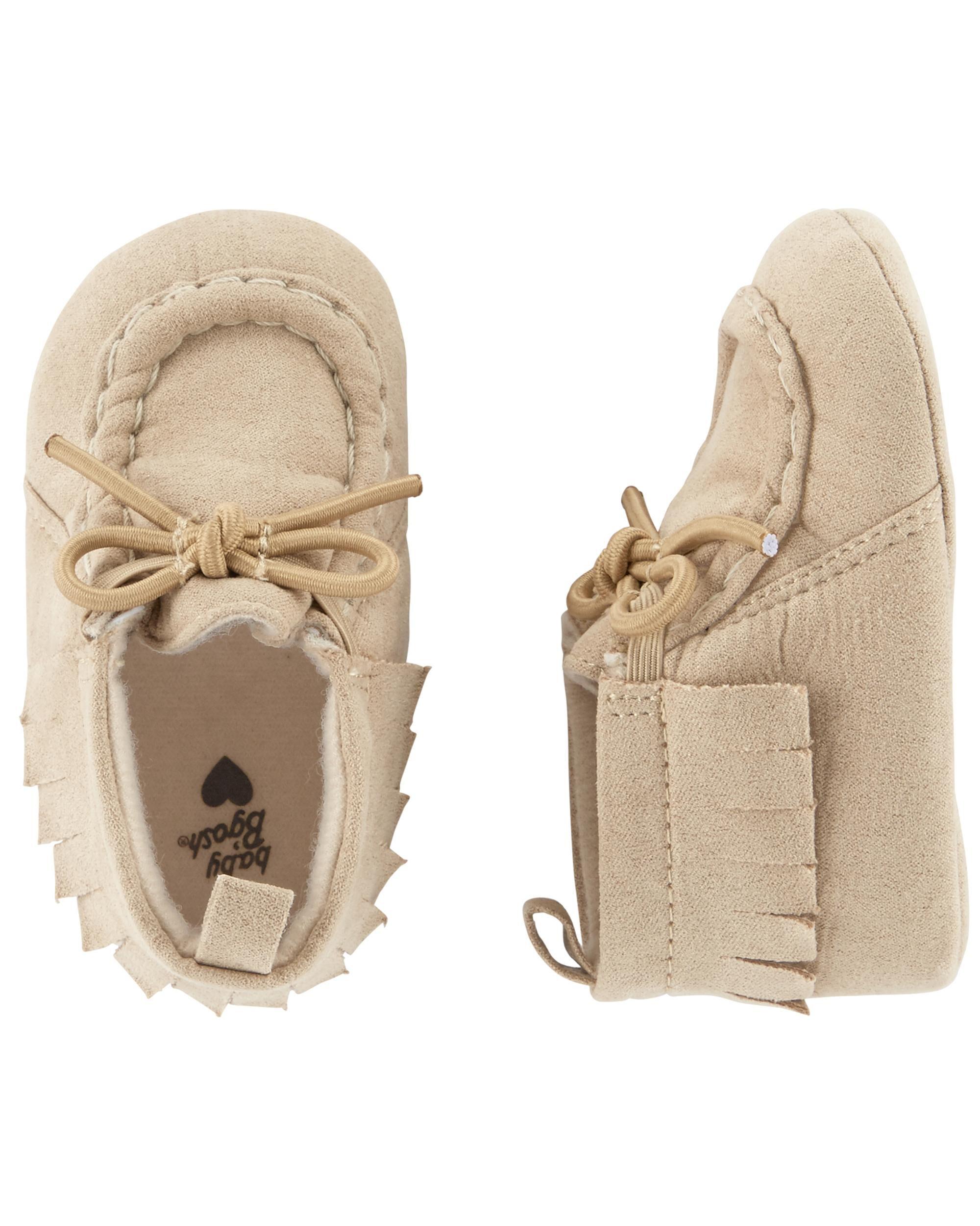 OshKosh Moccasin Crib Shoes | carters.com