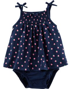 bc559686b68 Baby Girl Dresses   Rompers