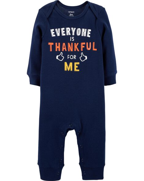Thanksgiving Jumpsuit