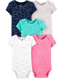 0fa0428306be Newborn Baby Girl Clothing | Little Baby Basics | Carter's | Free ...