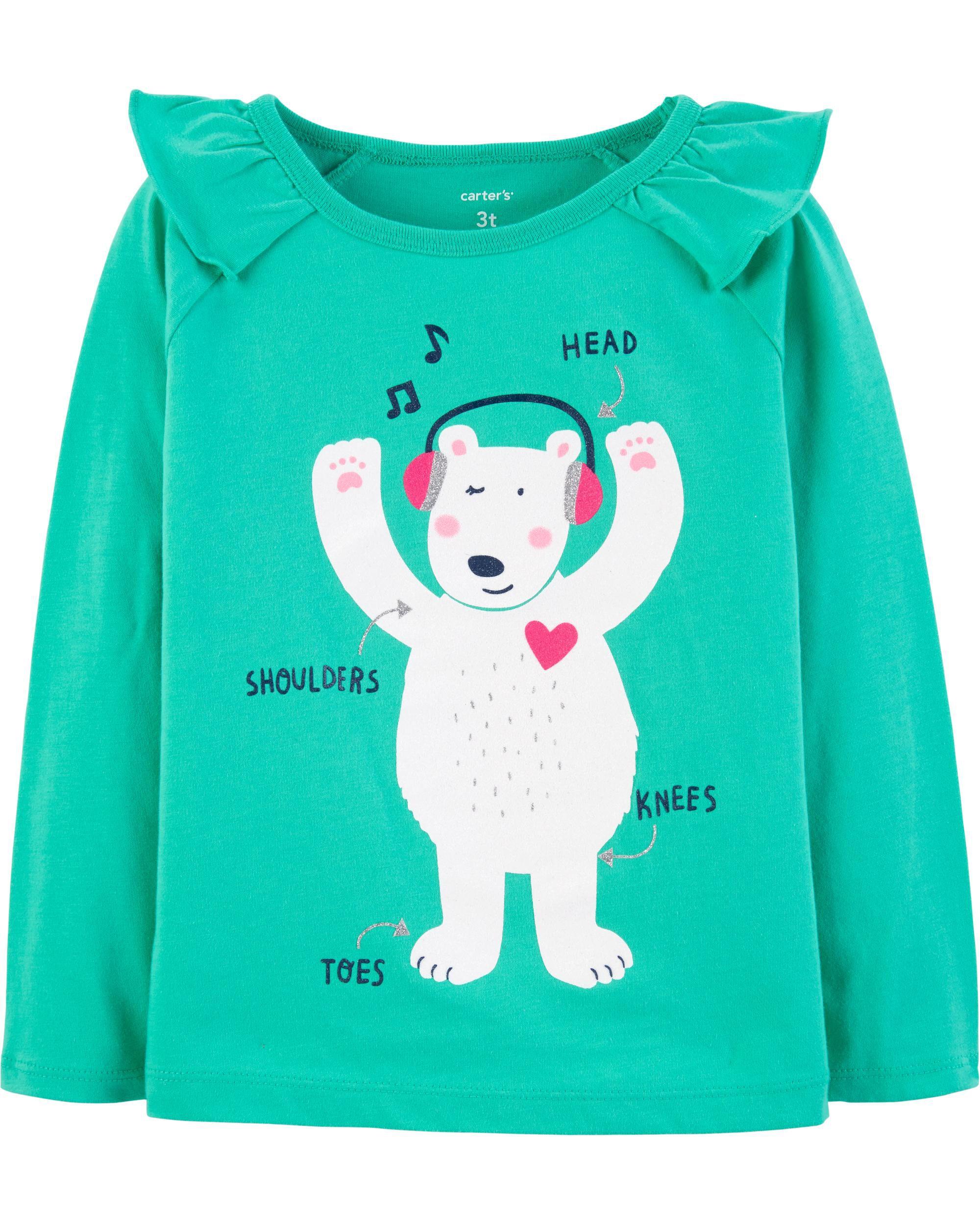 533e92969 Polar Bear Flutter Tee