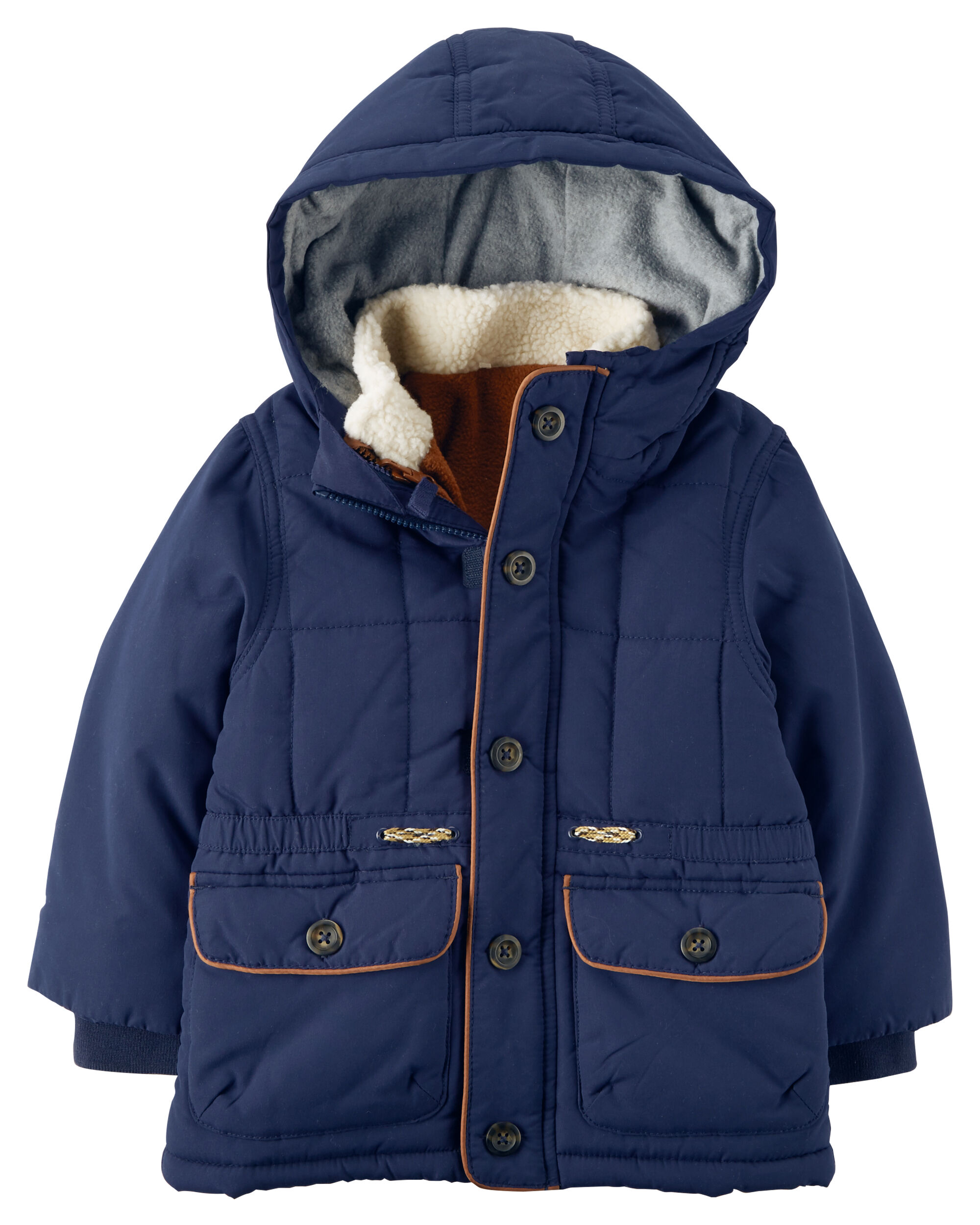 YOUNGER BOYS CLOTHING. Whether you're looking for mix and match casuals, brilliant partywear, smart looks or a stylish new boys' jackets for the season, see what's new in our collection for younger boys. From ages 3 months to 6 years, browse camo and denim designs or shop colour popping styles.