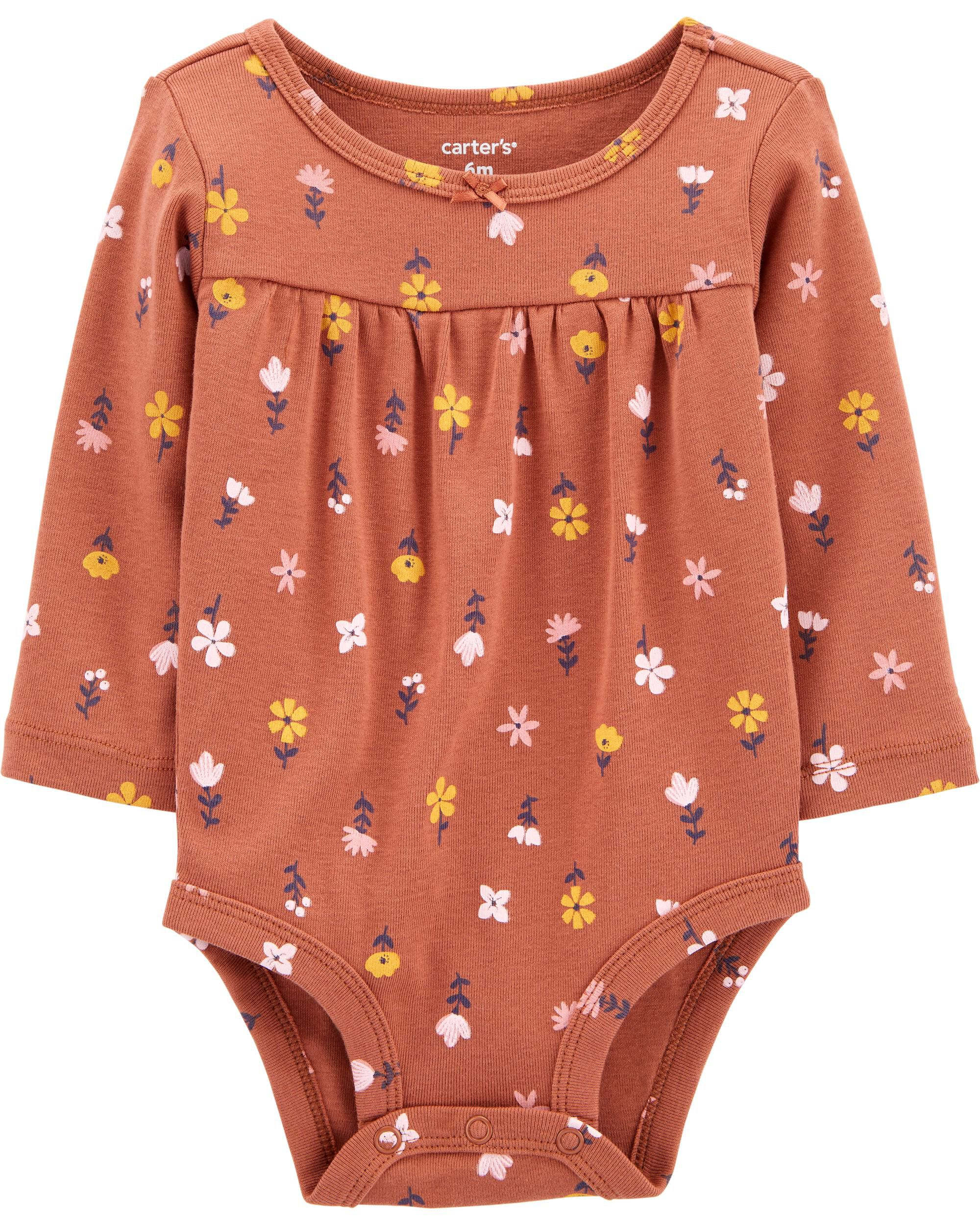 *CLEARANCE* Floral Collectible Bodysuit