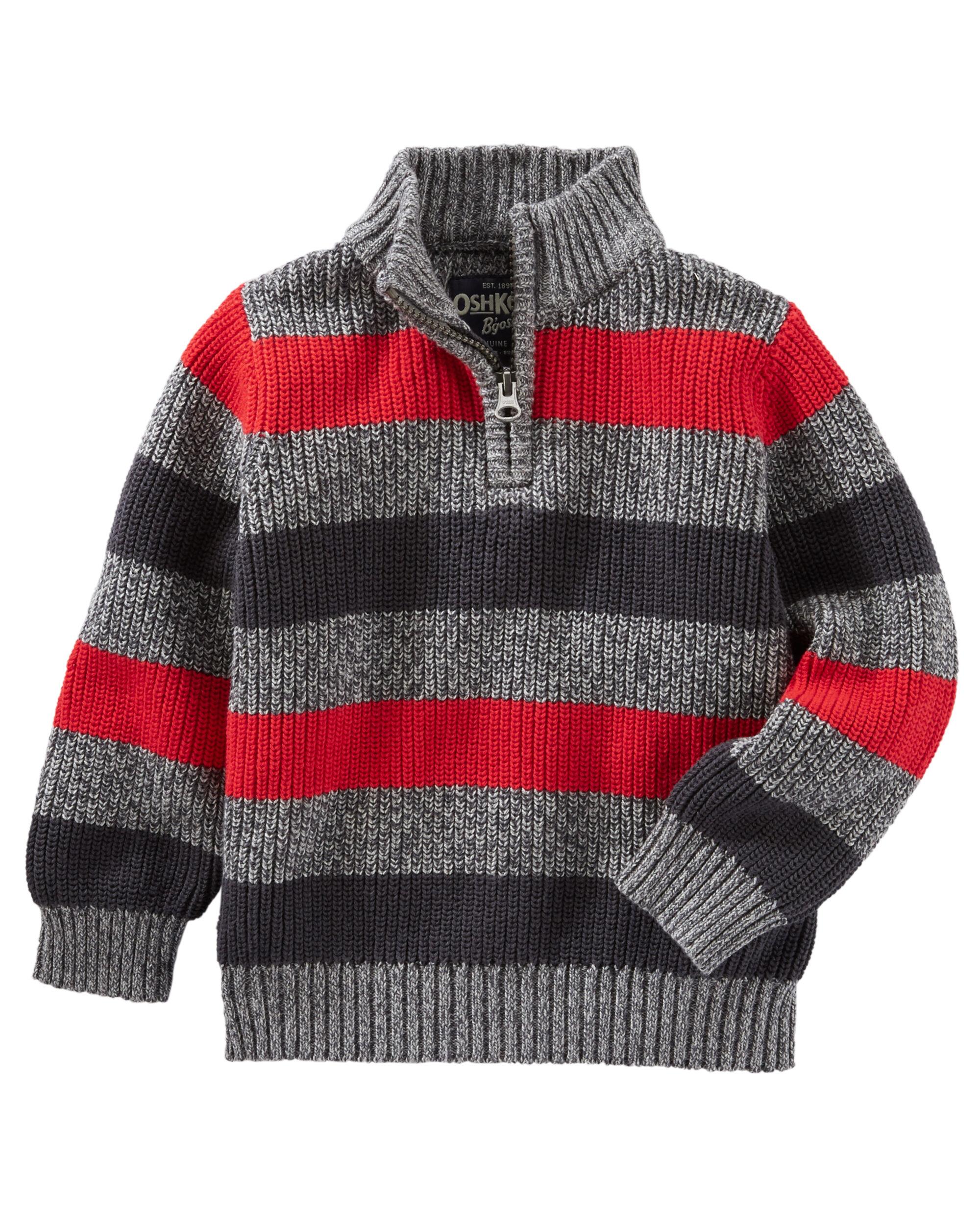 Baby Boy Ski Lodge Sweater Oshkosh Com