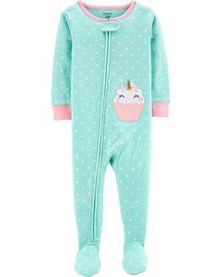 1ea65602b344 Baby Girl Pajamas