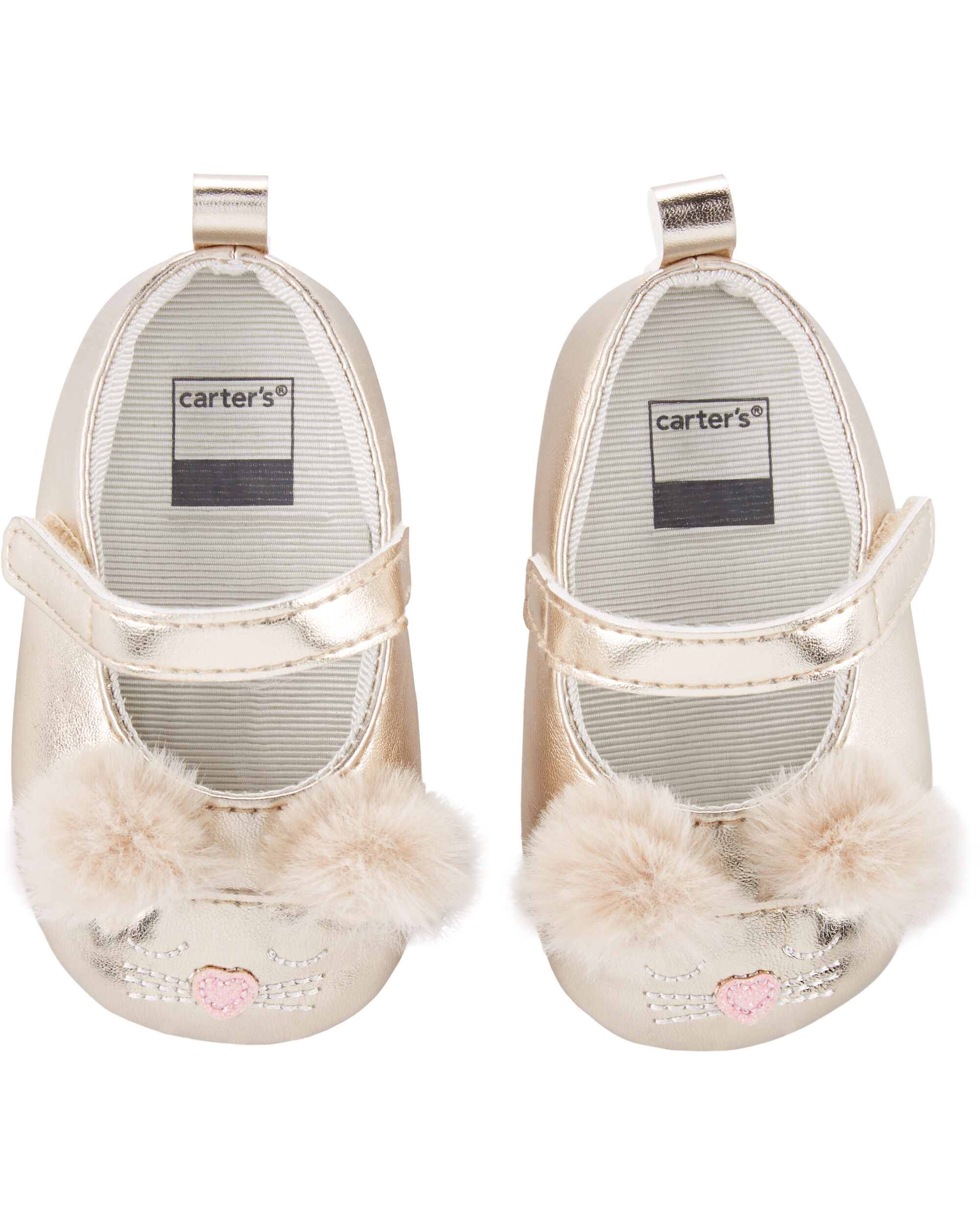 Carter's Mary Jane Baby Shoes | carters.com