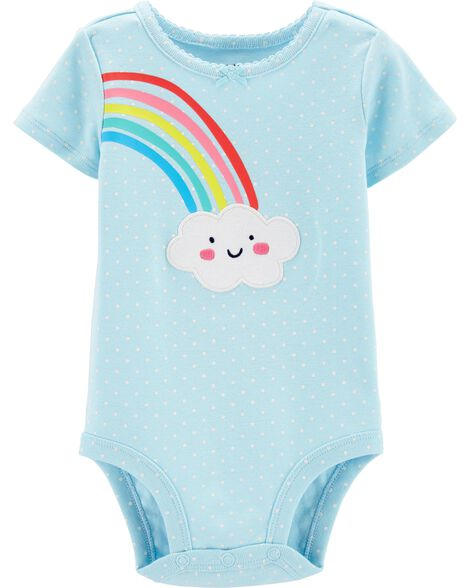Rainbow Collectible Bodysuit