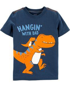 3e884bcc8f652 Baby Boy Tops: Collared & Dress Shirts, T-Shirts | Carter's | Free ...