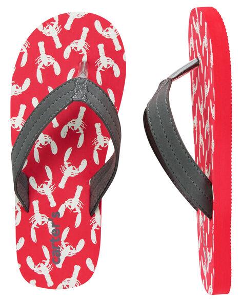 17db509e3967 Carter s Lobster Flip Flops · Carter s Lobster Flip Flops ...