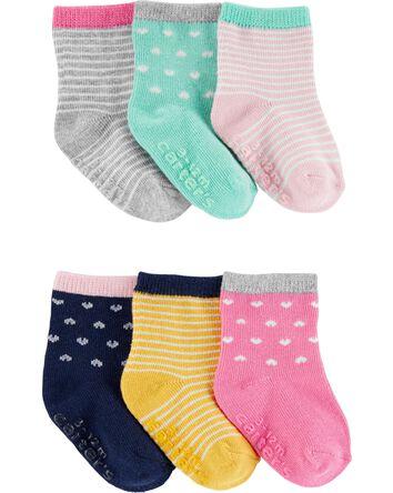 4c1ecdb3143cc Baby Girl Socks   Carter's   Free Shipping