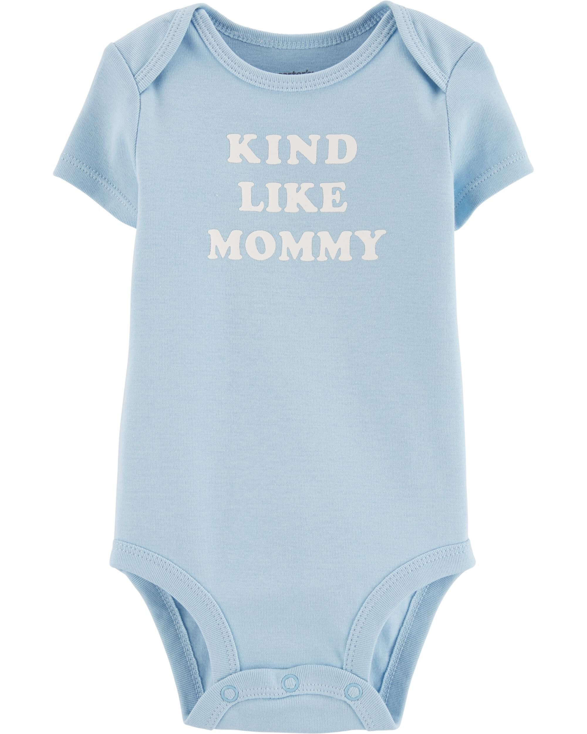 *DOORBUSTER* Kind Like Mommy Collectible Bodysuit