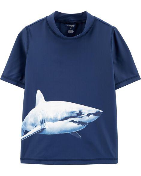 Carter's Shark Rashguard