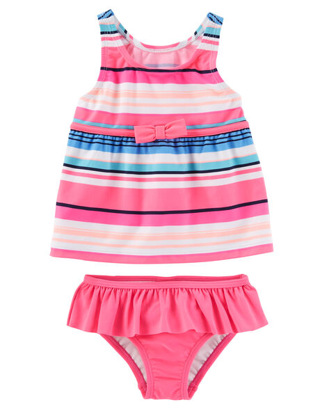 10da275d1bb6c Baby Girl OshKosh Stripe Tankini