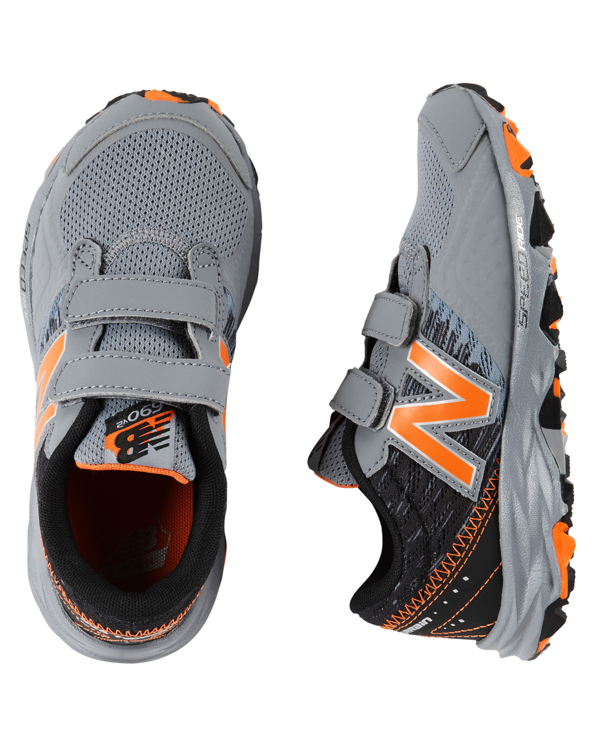 new balance 690v2. images. new balance hook and loop 690v2 trail sneakers
