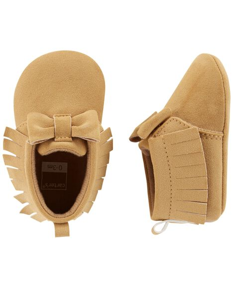 Carter's Moccasin Baby Shoes | Tuggl