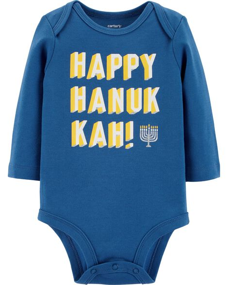 Happy Hanukkah Bodysuit