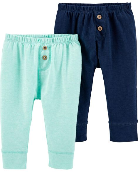 2-Pack Baby Pants