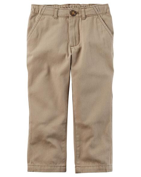 5-Pocket Uniform Twills