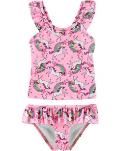 2658aacd929a7 Toddler Girl Swimwear: Bathing & Swim Suits | Carter's | Free Shipping