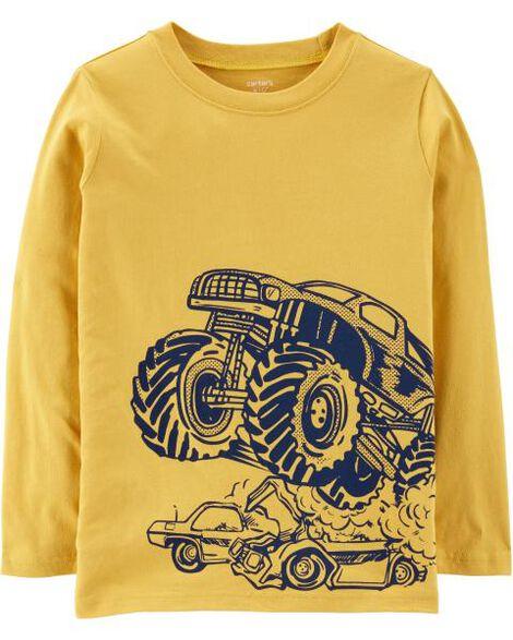 e0d5f992d009 Monster Truck Jersey Tee