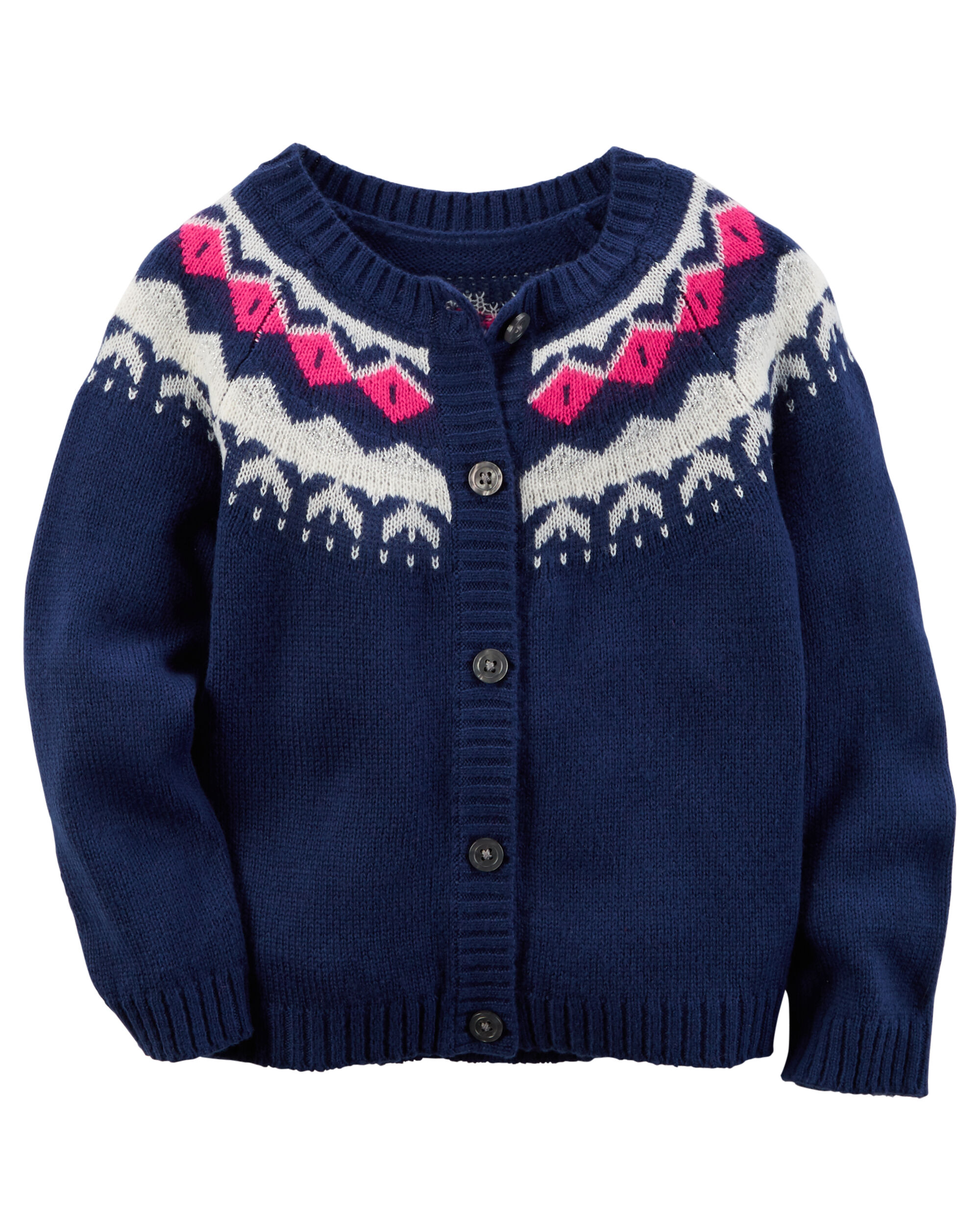 Fair Isle Cardigan | Carters.com