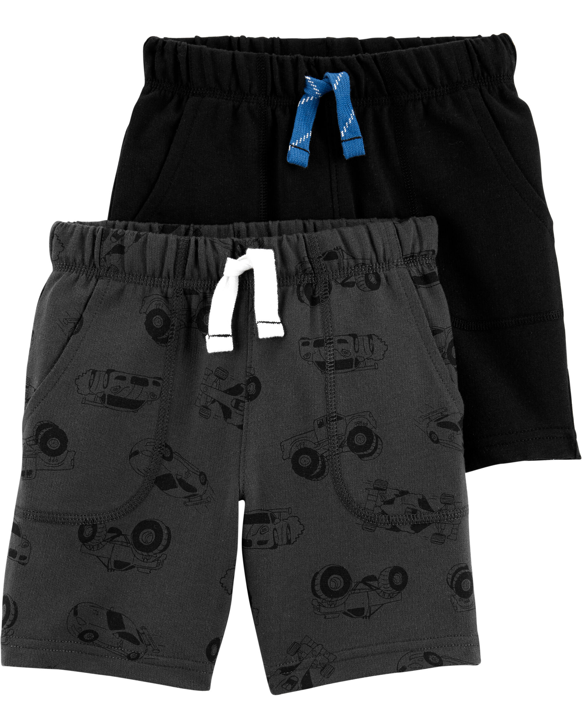 *DOORBUSTER* 2-Pack French Terry Shorts