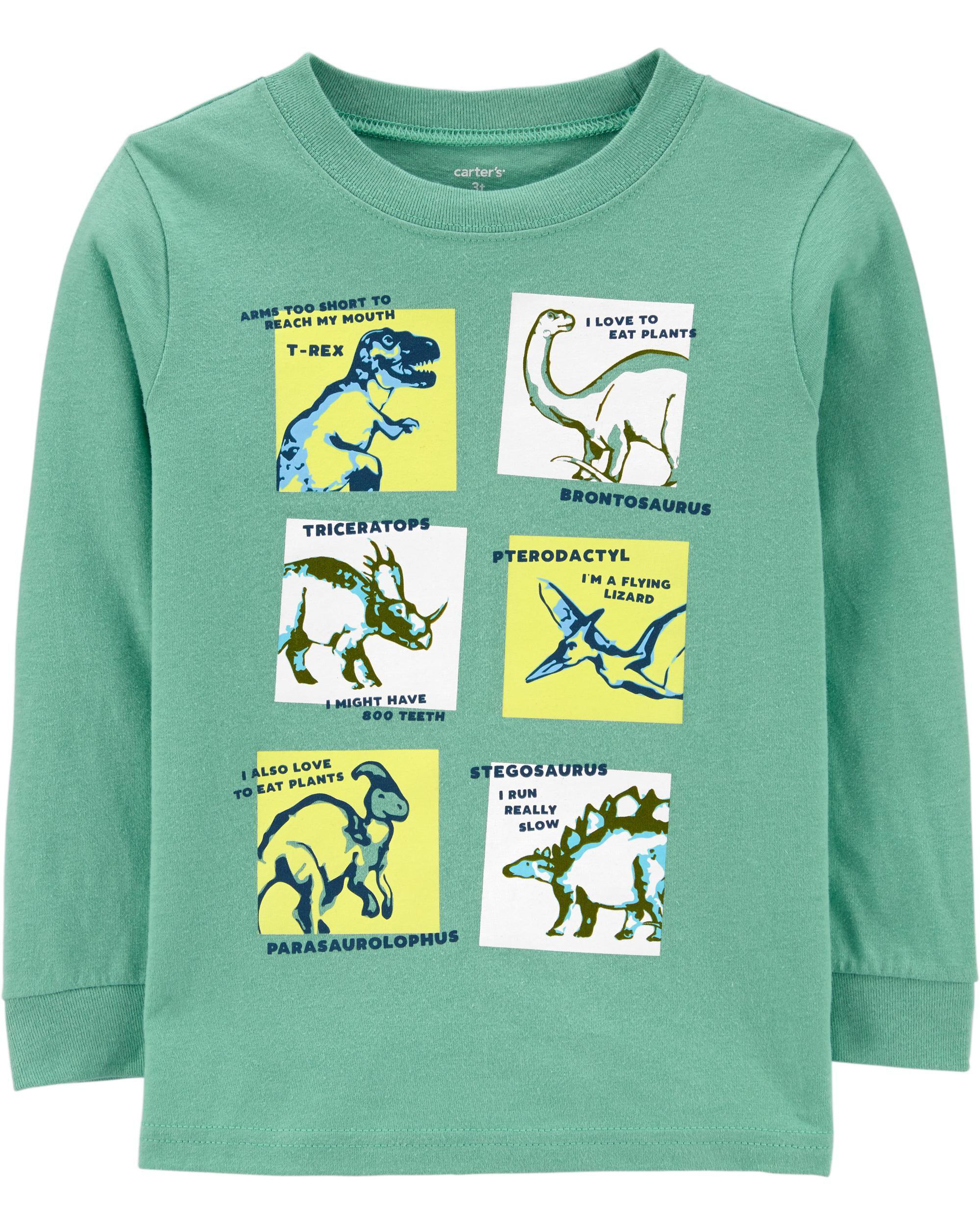 *DOORBUSTER* Dinosaurs Jersey Tee
